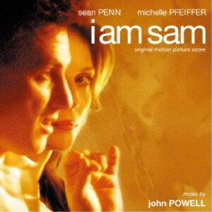 ジョン・パウエル/オリジナル・サウンドトラック・スコア I am Sam アイ・アム・サム 【CD】