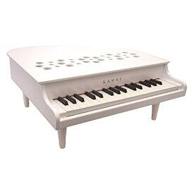 ミニピアノ P-32(ホワイト) 1162 おもちゃ こども 子供 知育 勉強 3歳