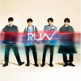 Sexy Zone/RUN《通常盤》 【CD】