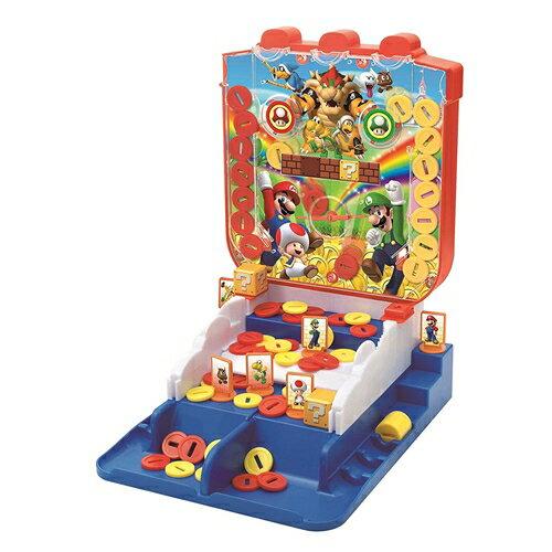 【送料無料】スーパーマリオ 大当たり!ラッキーコインゲーム