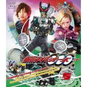 仮面ライダーOOO Volume 5 【Blu-ray】