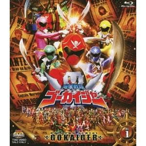 海賊戦隊ゴーカイジャー VOL.1 【Blu-ray】