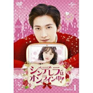 シンデレラはオンライン中! DVD-SET1 【DVD】