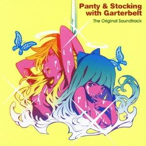 TCY FORCE/Panty & Stocking with Garterbelt The Original Soundtrack 【CD】
