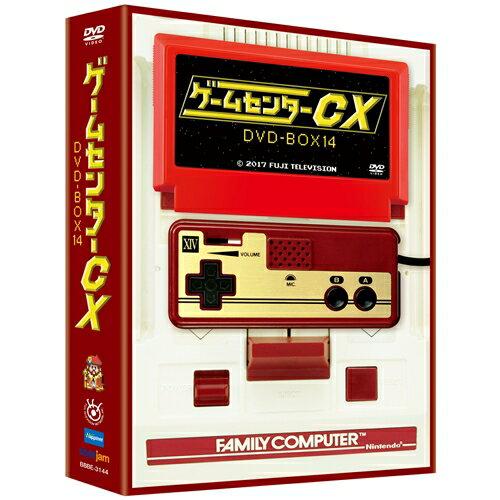 ≪初回仕様≫ゲームセンターCX DVD-BOX14 【DVD】