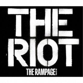 【送料無料】THE RAMPAGE from EXILE TRIBE/THE RIOT《通常盤》 【CD+Blu-ray】