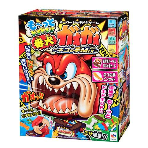 も〜っとドキドキ!!番犬ガオガオ -ネコの手MIX- おもちゃ こども 子供 パーティ ゲーム 6歳