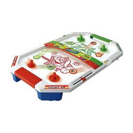 スーパーマリオ ストライクエアホッケーATTACK おもちゃ こども 子供 パーティ ゲーム 4歳 スーパーマリオブラザーズ