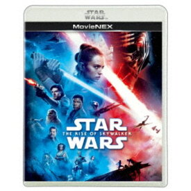 スター・ウォーズ/スカイウォーカーの夜明け MovieNEX《通常版》 【Blu-ray】