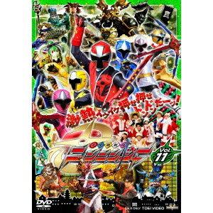 手裏剣戦隊ニンニンジャー Vol.11 【DVD】