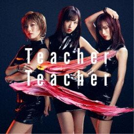 AKB48/Teacher Teacher《通常盤/Type A》 【CD+DVD】