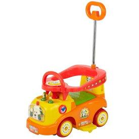 【送料無料】押し手付き乗用ワンワンとう〜たん♪らくらくキャスターα おもちゃ こども 子供 知育 勉強 ベビー 0歳6ヶ月 いないいないばあっ!