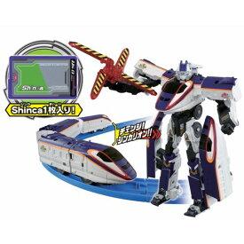 【送料無料】新幹線変形ロボ シンカリオン DXS04 シンカリオン E3つばさ おもちゃ こども 子供 男の子 電車 3歳