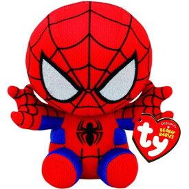 マーベル スパイダーマン Mおもちゃ こども 子供 女の子 ぬいぐるみ 6歳 Ty(タイ)