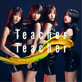 AKB48/Teacher Teacher《通常盤/Type C》 【CD+DVD】