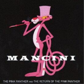 ヘンリー・マンシーニ楽団/ピンクの豹+ピンク・パンサー2 オリジナル・サウンドトラック (期間限定) 【CD】
