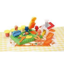 アンパンマン ねんどでわくわくパンこうじょうセット おもちゃ こども 子供 知育 勉強 3歳