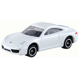 トミカ 117 ポルシェ 911 カレラ(ブリスター) おもちゃ こども 子供 男の子 ミニカー 車 くるま 3歳