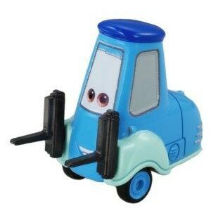 カーズ・トミカ C-13 グイド(スタンダードタイプ) おもちゃ こども 子供 男の子 ミニカー 車 くるま 3歳