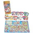 ラッピング対応可◆ドラえもん 日本旅行ゲーム+ミニ(プラスミニ) クリスマスプレゼント おもちゃ こども 子供 パーティ ゲーム 6歳