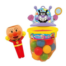 アンパンマン アンパンマンでポン!おふろたまいれ おもちゃ こども 子供 知育 勉強 3歳