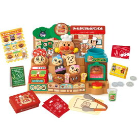 アンパンマン かまどでやこう♪ジャムおじさんのやきたてパン工場 おもちゃ こども 子供 知育 勉強 3歳