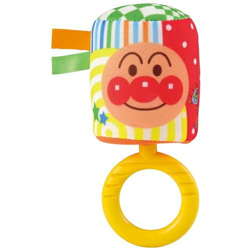 ベビラボ アンパンマン やわらかポロンポロン♪チャイム おもちゃ こども 子供 知育 勉強 ベビー 0歳