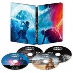 スター・ウォーズ/スカイウォーカーの夜明けMovieNEXUltraHD(初回限定)【Blu-ray】