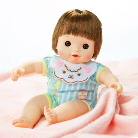 マシュマロぽぽちゃん ひつじさんスタイつきおもちゃ こども 子供 女の子 人形遊び 1歳6ヶ月