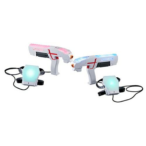 【送料無料】レーザークロスシューティング スターターダブルセット おもちゃ こども 子供 スポーツトイ 外遊び