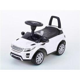 乗用レンジローバー イヴォーク ホワイト おもちゃ こども 子供 知育 勉強 3歳
