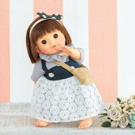 あたしのかわいい妹 ぽぽちゃん リンクコーデアクセつき おもちゃ こども 子供 女の子 人形遊び 2歳