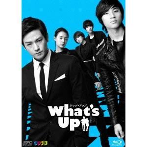 What's Up(ワッツ・アップ) Vol.2 【Blu-ray】