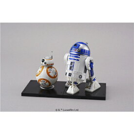 スター・ウォーズ BB-8 & R2-D2 1/12スケール プラモデルおもちゃ プラモデル