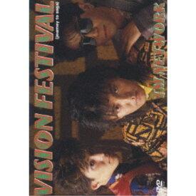 TM NETWORK/VISION FESTIVAL (journey to saga) 【DVD】