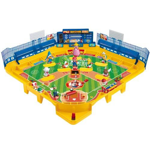 【送料無料】スーパーマリオ野球盤 おもちゃ こども 子供 パーティ ゲーム 5歳 スーパーマリオブラザーズ