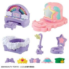 【送料無料】キラキラハッピー★ ひらけ!ここたま しかけいっぱい!家具セット おもちゃ こども 子供 女の子 3歳