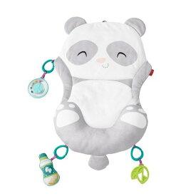 フィッシャープライス 感覚を育てよう!パンダのプレイマットおもちゃ こども 子供 知育 勉強 ベビー 0歳