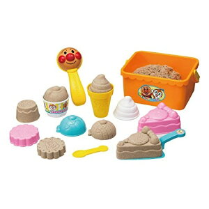 アンパンマン 砂場で遊ぼう!デザートセットおもちゃ こども 子供 知育 勉強 3歳