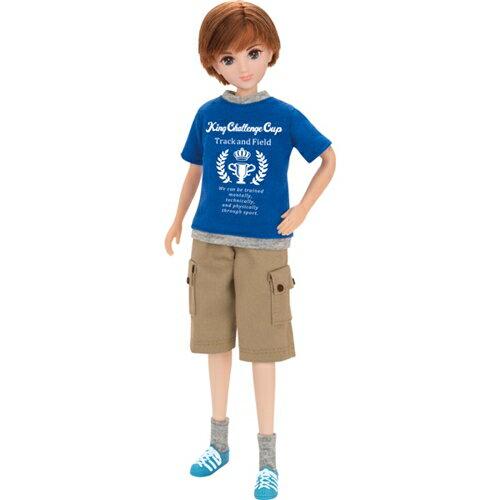 リカちゃん LD-18 ボーイフレンド はるとくん おもちゃ こども 子供 女の子 人形遊び 3歳