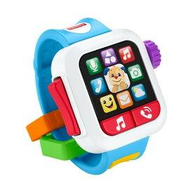 フィッシャープライス バイリンガル・おしゃべりスマートウォッチおもちゃ こども 子供 知育 勉強 ベビー 0歳6ヶ月