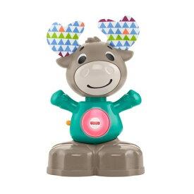 フィッシャープライス リンキマルズ トナカイおもちゃ こども 子供 知育 勉強 ベビー 0歳9ヶ月