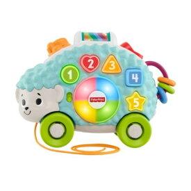 フィッシャープライス リンキマルズ ハリネズミおもちゃ こども 子供 知育 勉強 ベビー 0歳9ヶ月