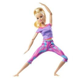 バービー キュートにポーズ!パープルピンクおもちゃ こども 子供 女の子 人形遊び 3歳