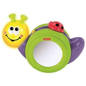 フィッシャープライス 3ステップ でんでんむしおもちゃ こども 子供 知育 勉強 0歳3ヶ月