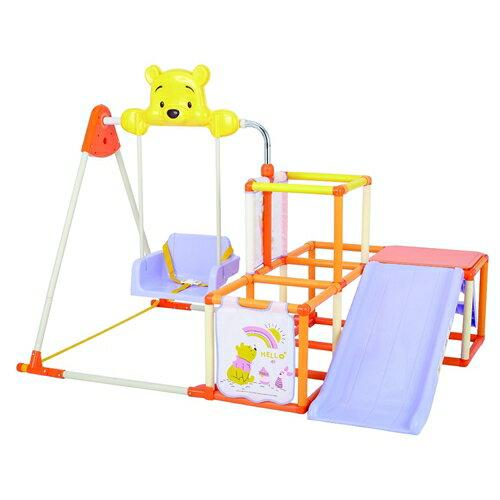 【送料無料】くまのプーさんおりたたみキッズパークEX おもちゃ こども 子供 知育 勉強 遊具 室内 クリスマス プレゼント 2歳