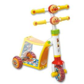 アンパンマン かんたんチェンジ2WAYスクーター おもちゃ こども 子供 知育 勉強 2歳