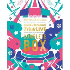 TOKYO MX presents BanG Dream! 7th★LIVE COMPLETE BOX 【Blu-ray】