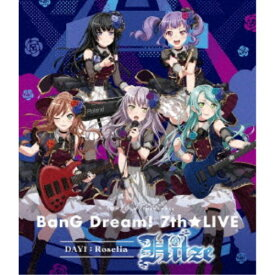 TOKYO MX presents BanG Dream! 7th★LIVE DAY1:Roselia「Hitze」 【Blu-ray】