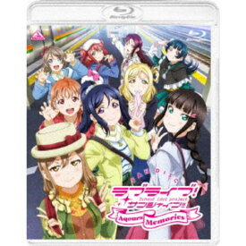 ラブライブ!サンシャイン!!ファンディスク 〜Aqours Memories〜 【Blu-ray】